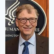 World Richest Man:Bill Gate