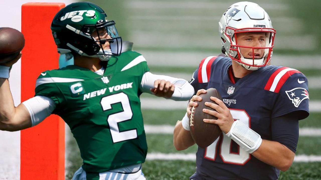 Mac Jones vs. Zach Wilson: Duell der Rookie-Quarterbacks elektrisiert
