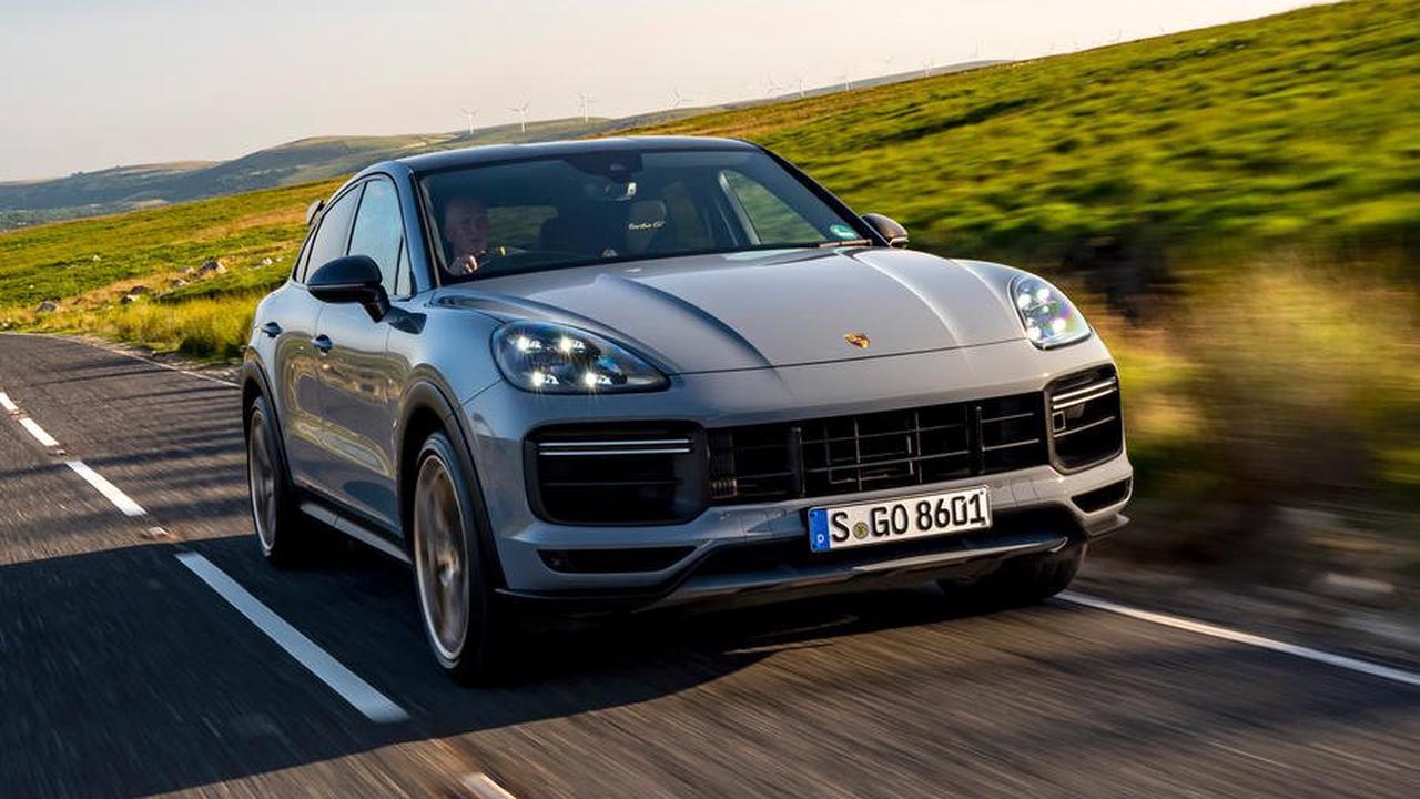 Porsche Cayenne Turbo GT 2021 UK review