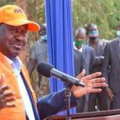 'Awache Kulia Kama Mtoto'. Temperatures High In Matungu As ODM Allied Supporters Dismissed Mudavadi