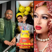 Tonto Dike And Ex Husband Give Their Son Different Surnames