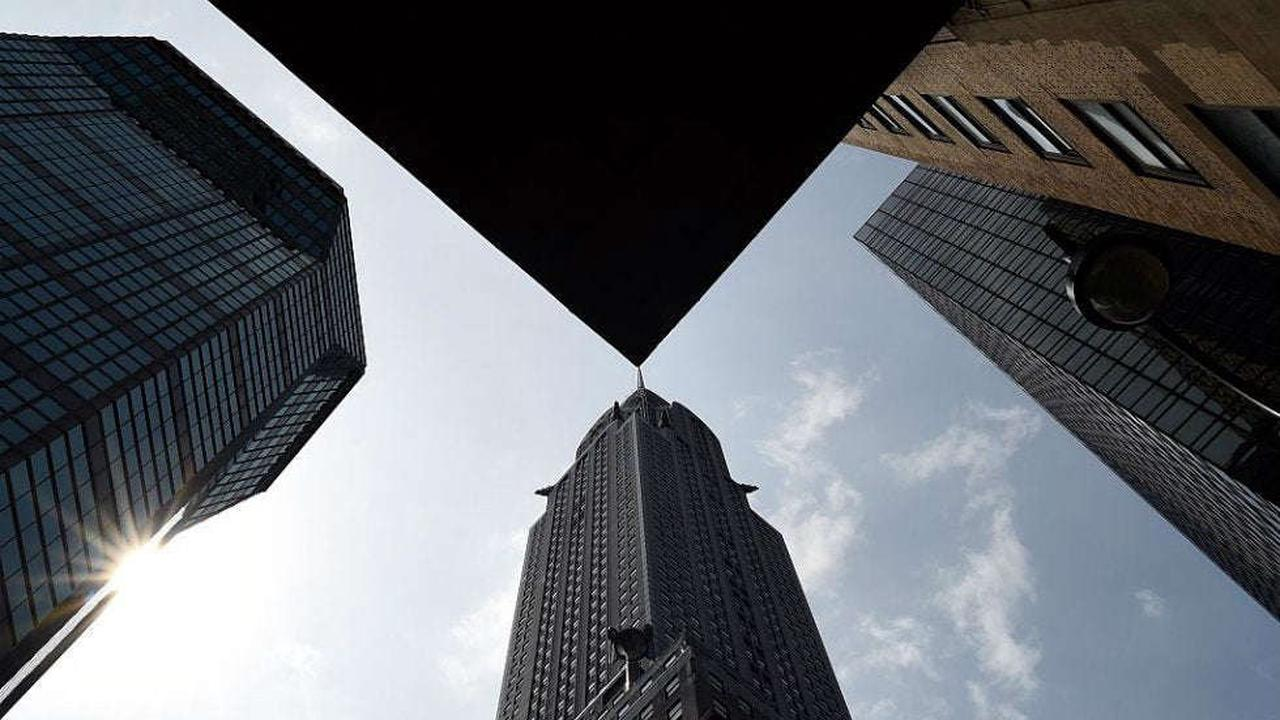 Vacant New York office space reaches highest level since 1994