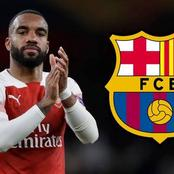 Barcelona Offered Chance to Sign Arsenal Striker