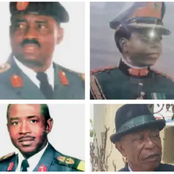Meet Two Pairs Of Brothers From Same Parents, who Have Been Governors In Nigeria
