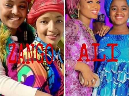 Ali Nuhu Camp Or Adam Zango Camp, Which Of Them Has More Beautiful Actresses? Check Out Some Photos