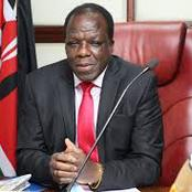 Opinion :Why Oparanya might not survive in ODM