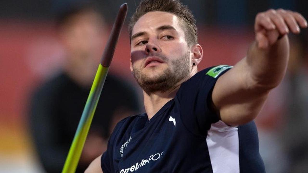 Speerwerfer Johannes Vetter: Am Anfang flog der Schlagball