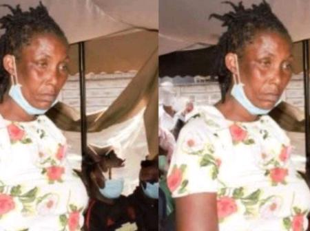 A Woman Who Poured Acid On Her Husband Over Size of Manhood Has Been Arrested And Charged To Court