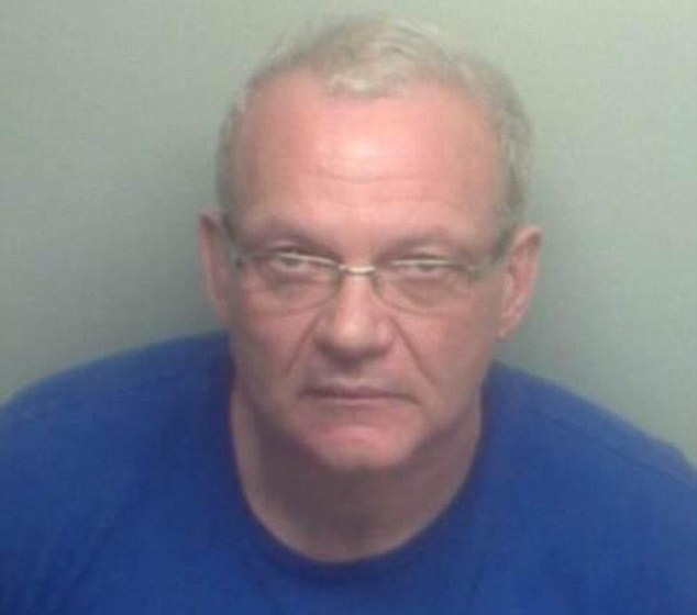 Kevin Downes, of Rotherhithe, southeast London, was jailed for nine years and ten months