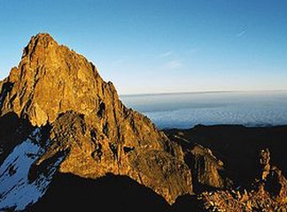 Do you know that the second Highest mountain in Africa is found in Kenya ??