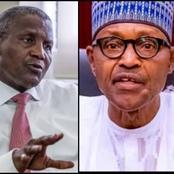 Today's Headline: Buhari Writes Dangote, Another Prominent Nigerian Dies, MORE