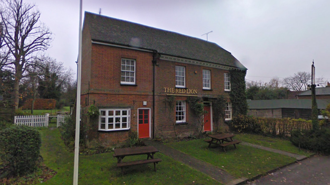 The Herts pub voted the best value-for money-pub in the UK