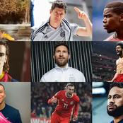 UPDATED Worlds Highest Paid Soccer Players