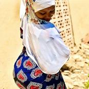 See What This Hausa Muslim Lady Posted That Got People Talking. Photos