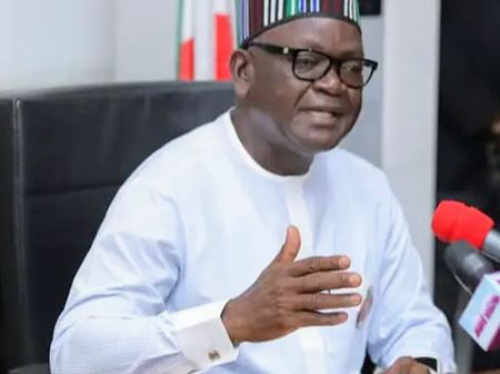 Gov Ortom Speaks on Alleged Military Invasion of Benue, Killing of 70 Persons by Troops
