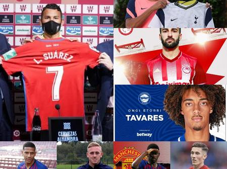 Transfer News: Six Done Deals; Man United Battles Liverpool For Dembele; Barca Star Set For An Exit