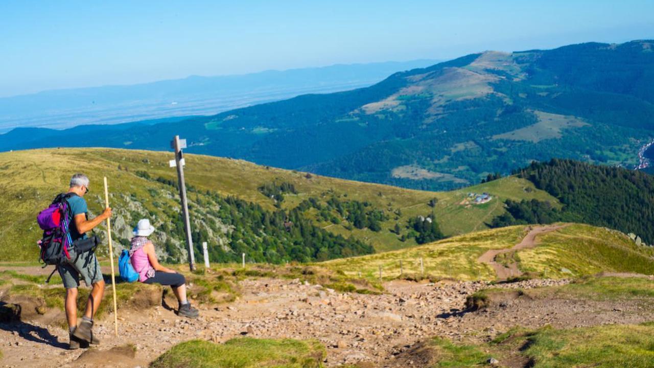 Une semaine sous le soleil des Vosges