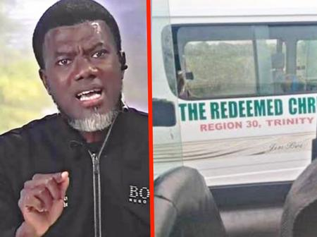 Hours After Busload Of RCCG Members Got Kidnapped, Read The Prayer Reno Made That Stirred Reactions