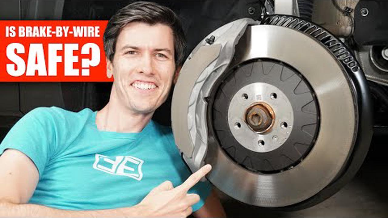 Wanna Know How Brake-By-Wire Works? Here's Your Explanation @ Top Speed