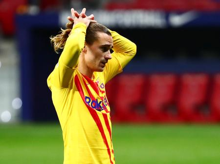 Antoine Greizmann Pleads With Barcelona Fans To Exercise Patient With Him