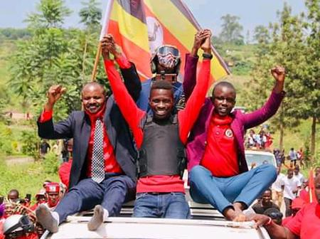 Uganda's Bobi Wine Delivers Another Disturbing News Amidst Humiliation By Museveni's Regime.