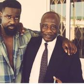 Meet the Charming Fathers Of Your Favourite Ghanaian Celebrities