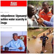 Despite Government Promises, Enugu Residents Lament Over Water Crises