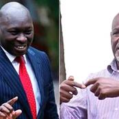 Axing Of Hon. Kositany From Jubilee Party Sparks Mixed Reactions as Vocal Lawmaker Reveals This