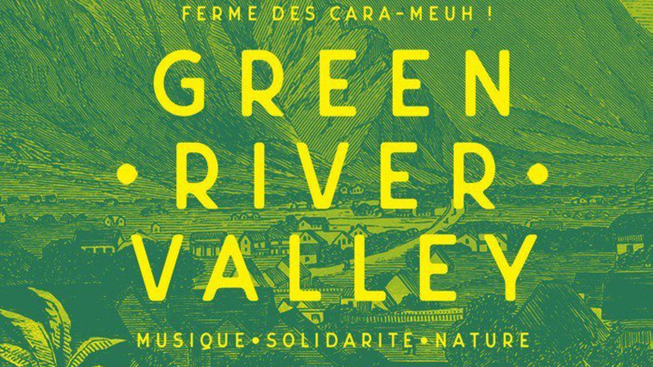 Green River Valley Festival – 1ère édition La Ferme des Cara-Meuh ! Vains
