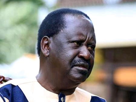 Raila Underfire Over The Expulsion of 6 Jubilee Party Nominated Senators