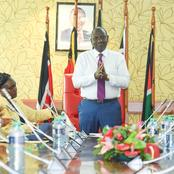 DP Ruto's New Approach After Being 'Cut Off' From Uhuru's Projects With CSs Being Incharge