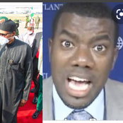 Reno Omokri Reacts After President Buhari Returned To Nigeria, Here Is What He Said On Twitter