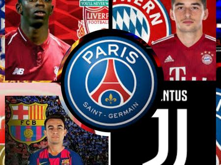 New Striker To Undergo His Medicals For PSG, Dembele To Join Liverpool As Juventus Sign A New Player
