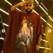 Remember Wizkid Boss, Banky W? Checkout How Handsome He Looks Now (Photos)