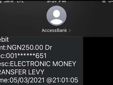 Nigerians Drags Access Bank On Facebook For Alleged Illegal Deduction