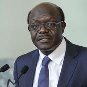 Dr Mukhisa Kituyi Rejected By his Village People at His Homecoming