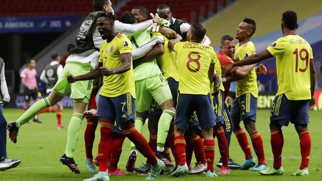 Сборная Колумбии обыграла Уругвай и вышла в полуфинал Кубка Америки - Opera  News
