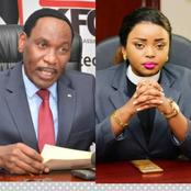 Preach on, Turn Your Back to Critics, Sceptics and Nay Sayers; KFCB Boss Ezekiel Mutua's Advise to Rev. Natasha
