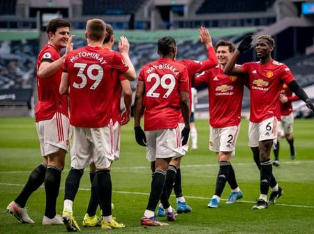 Manchester United are now Unbeaten in 23 consecutive away Premier League games
