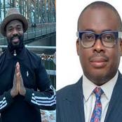 Manasseh Azure Awuni finally breaks silence after Paul Adom Otchere attacked him on GEG show.