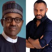 Is Yul Edochie not overstepping his boundaries? Checkout what he said about President Buhari