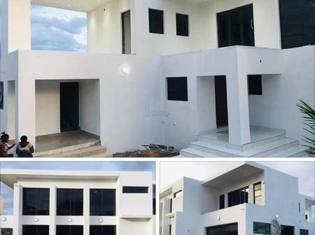 A beautiful house that took Mpumalanga man 6 years to complete