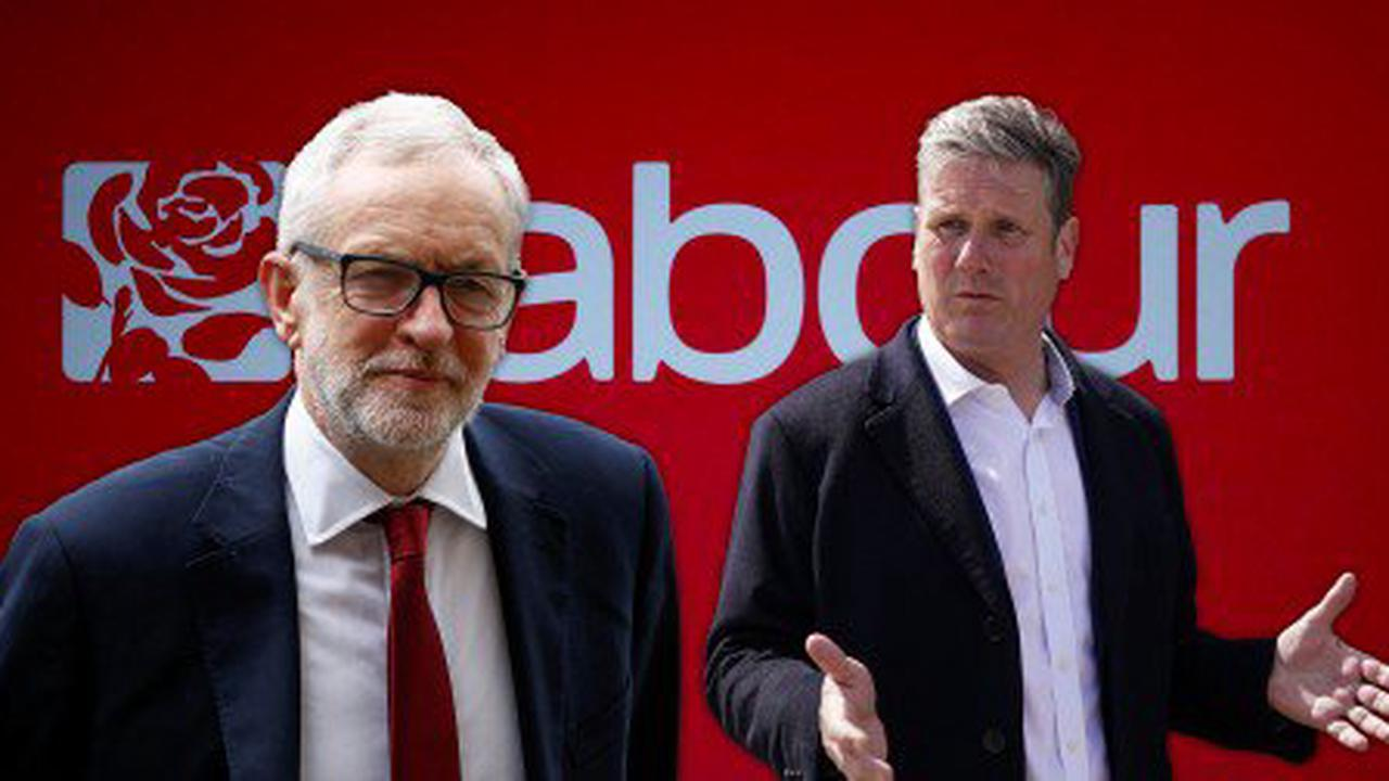 Jeremy Corbyn accuses Keir Starmer's Labour of 'turning its back on members'