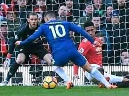 Recalling The Moment Real Madrid Star Eden Hazard Dribbled Ex-Manchester United Player Smalling