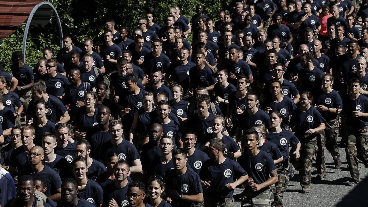 Rhône Des centaines de militaires vont courir samedi à Lyon pour leurs camarades blessés