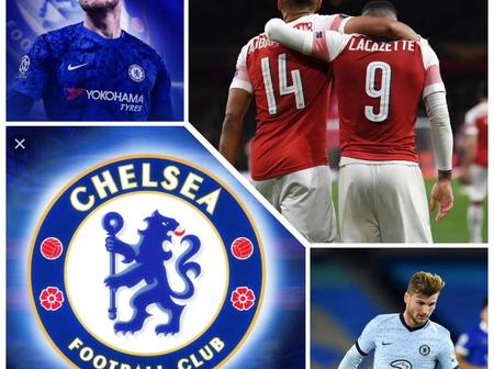 Opinion: Why Chelsea's Timo Werner Is Average and Can't Make Arsenal's First Eleven