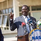 Raila, Kalonzo, Musalia Are Only Popular To Their Tribesmen; May Not Merge To Face DP- Ahmednassir