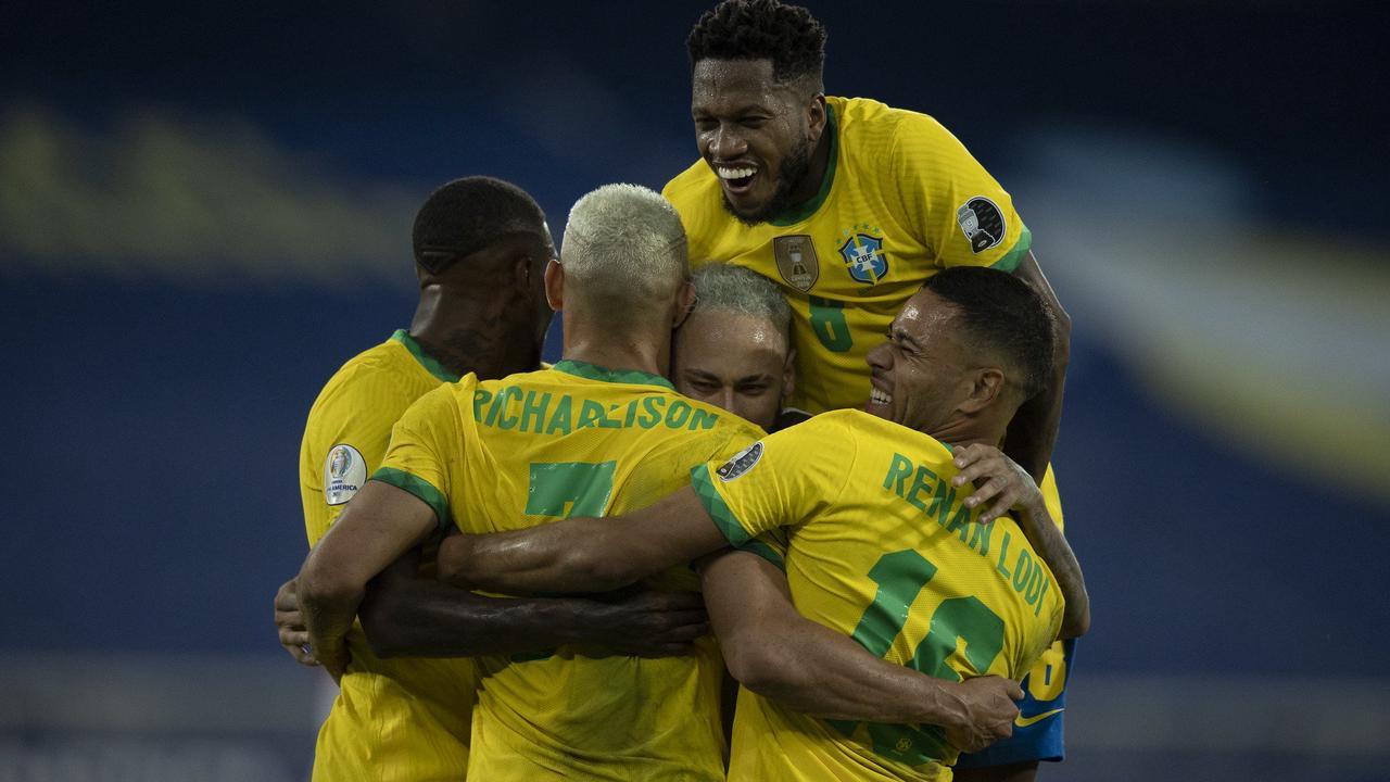 Copa América : le Brésil domine le Pérou (4-0)