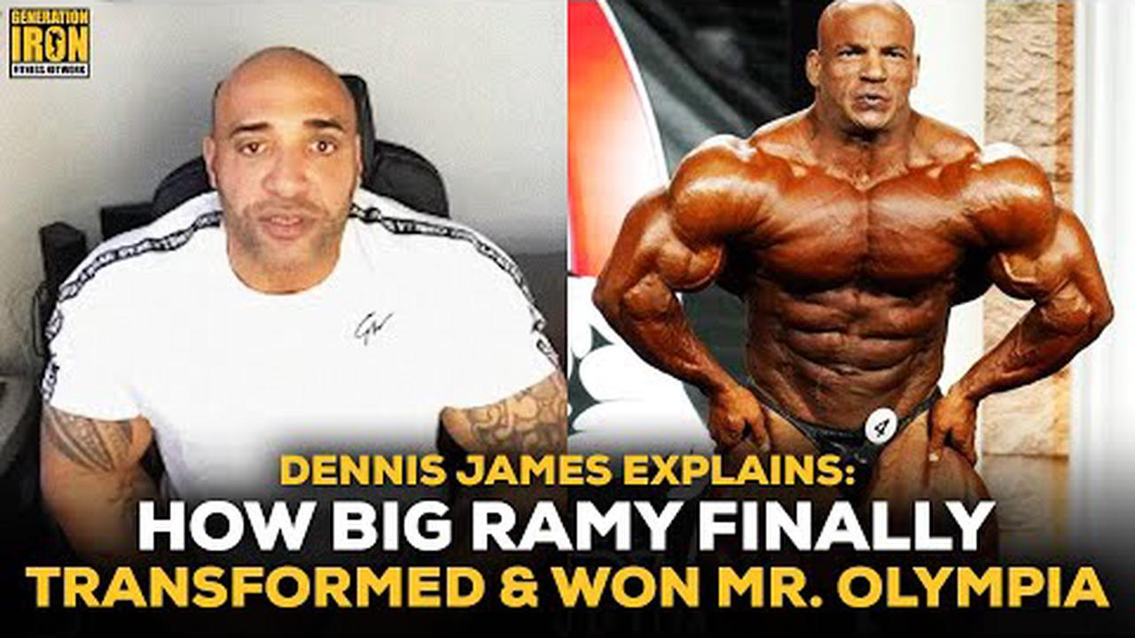 Chris Bumstead Shares Hilarious Awkward Moment with Big Ramy Backstage at the Olympia