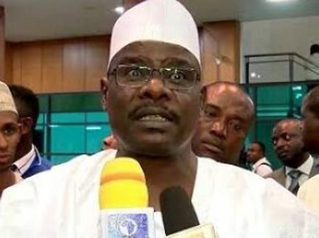 Jonathan receives an apology from Ndume for harsh criticism